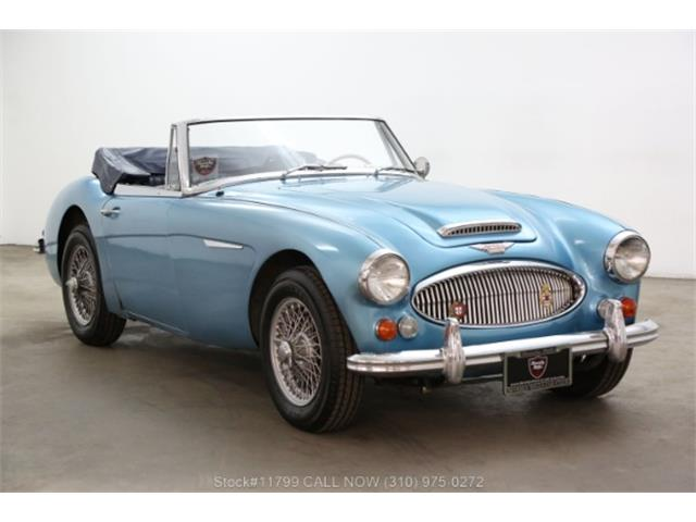 1967 Austin-Healey BJ8 (CC-1329962) for sale in Beverly Hills, California