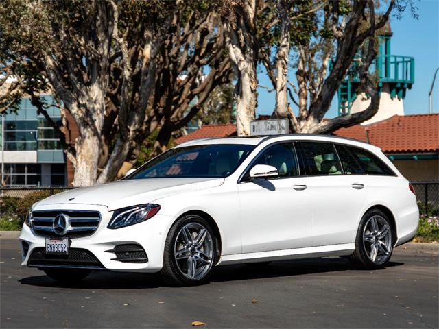 2019 Mercedes-Benz E-Class (CC-1329977) for sale in Marina Del Rey, California