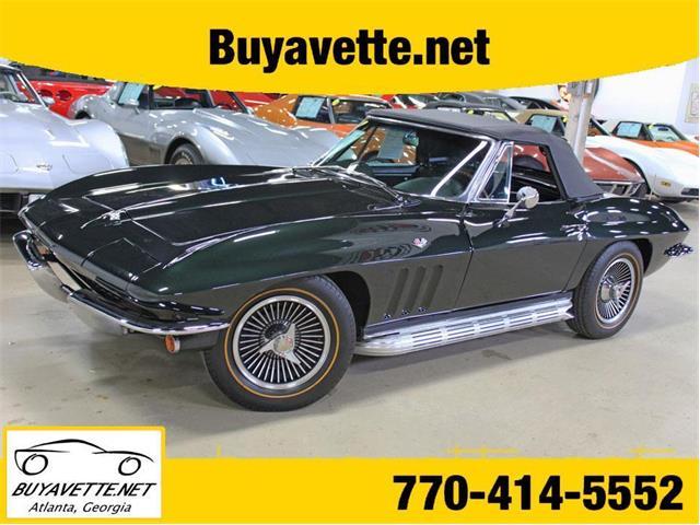 1965 Chevrolet Corvette (CC-1329979) for sale in Atlanta, Georgia