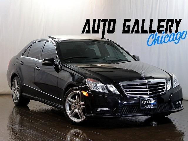 2011 Mercedes-Benz E-Class (CC-1329982) for sale in Addison, Illinois