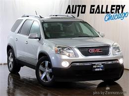 2011 GMC Acadia (CC-1329983) for sale in Addison, Illinois