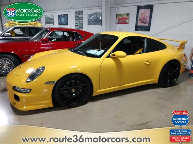 2007 Porsche 911 (CC-1329985) for sale in Dublin, Ohio