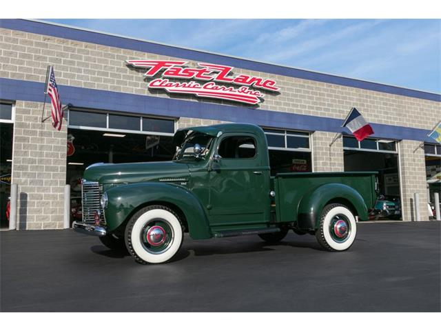 1948 International KB3 (CC-1331004) for sale in St. Charles, Missouri