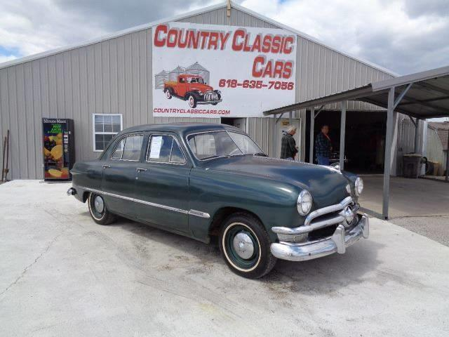 1950 Ford Custom (CC-1331016) for sale in Staunton, Illinois