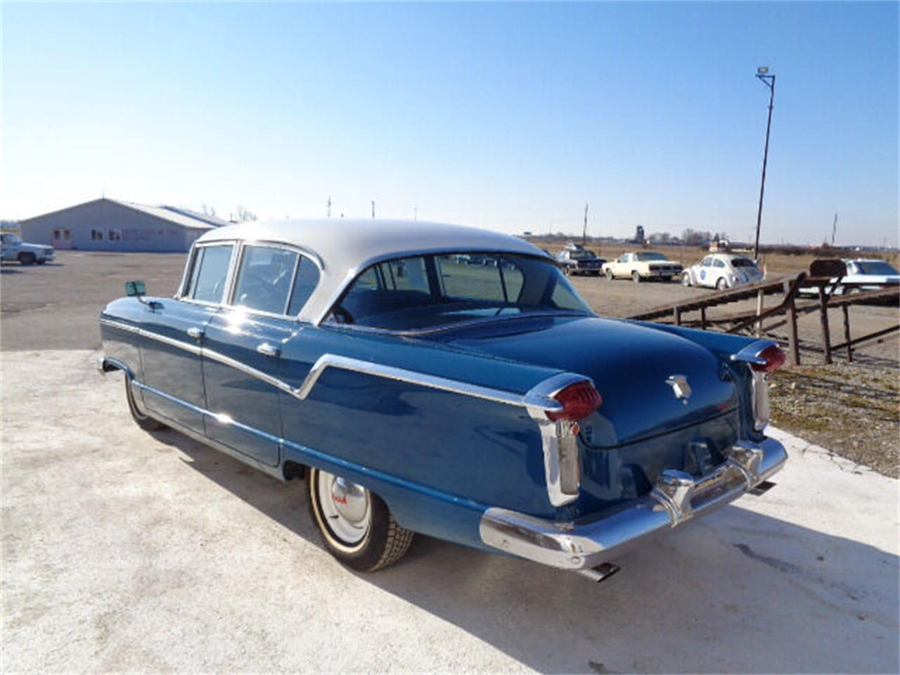 1956 Nash Statesman (CC-1331020) for sale in Staunton, Illinois