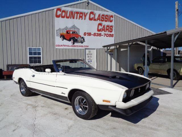 1973 Ford Mustang (CC-1331021) for sale in Staunton, Illinois