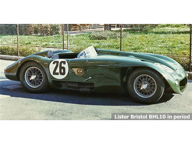 1955 Lister Bristol (CC-1331025) for sale in Scotts Valley, California