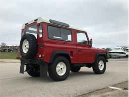 1989 Land Rover Defender (CC-1330105) for sale in Rowlett, Texas