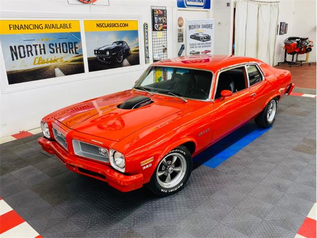 1974 Pontiac GTO (CC-1331050) for sale in Mundelein, Illinois