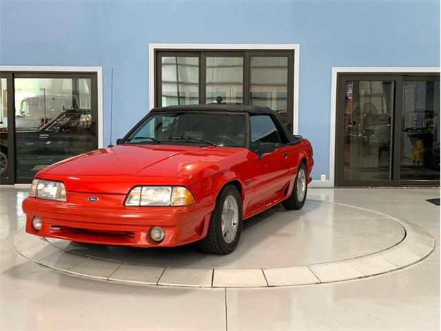 1987 Ford Mustang (CC-1331055) for sale in Palmetto, Florida