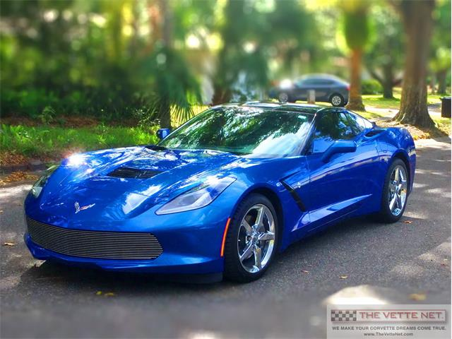 2014 Chevrolet Corvette (CC-1331056) for sale in Sarasota, Florida