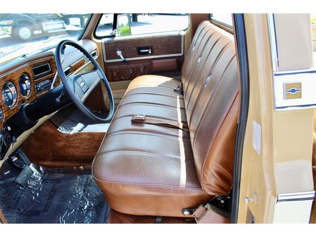 1976 Chevrolet Silverado (CC-1331061) for sale in Sarasota, Florida