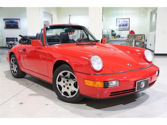 1991 Porsche 911 (CC-1331064) for sale in Chatsworth, California