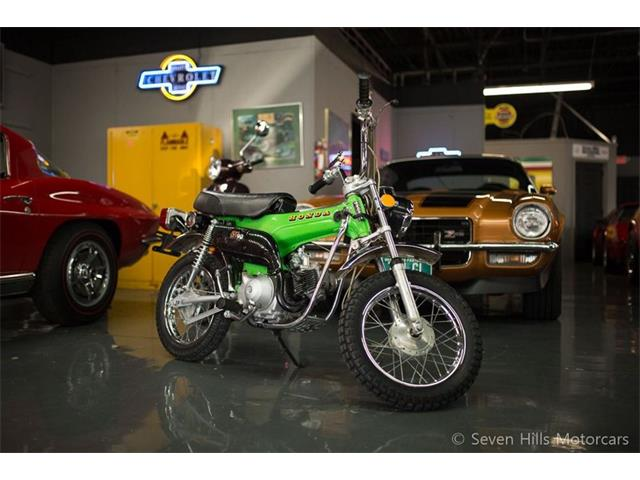 1973 Honda Motorcycle (CC-1331069) for sale in Cincinnati, Ohio