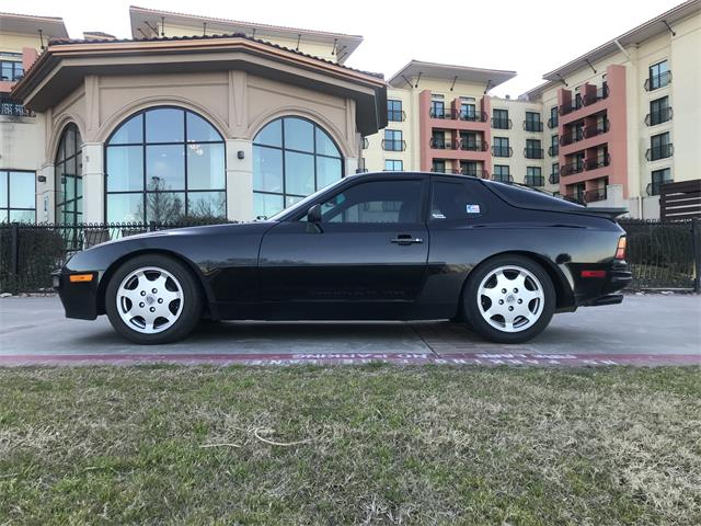 1987 Porsche 944 (CC-1330108) for sale in Rowlett, Texas