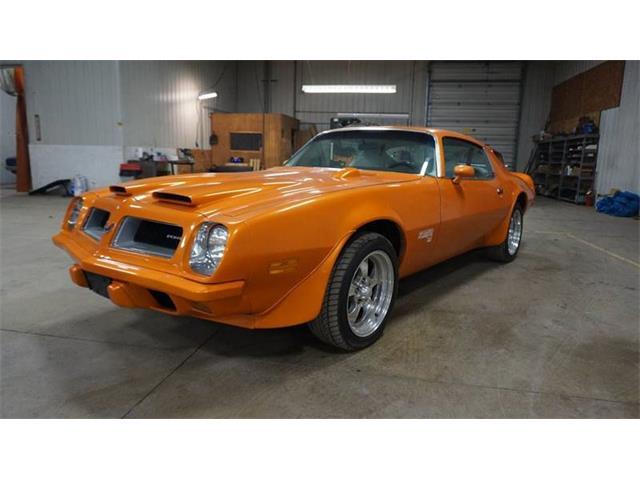 1974 Pontiac Firebird (CC-1331083) for sale in Clarence, Iowa