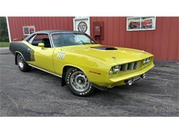 1971 Plymouth Barracuda (CC-1331099) for sale in Cadillac, Michigan