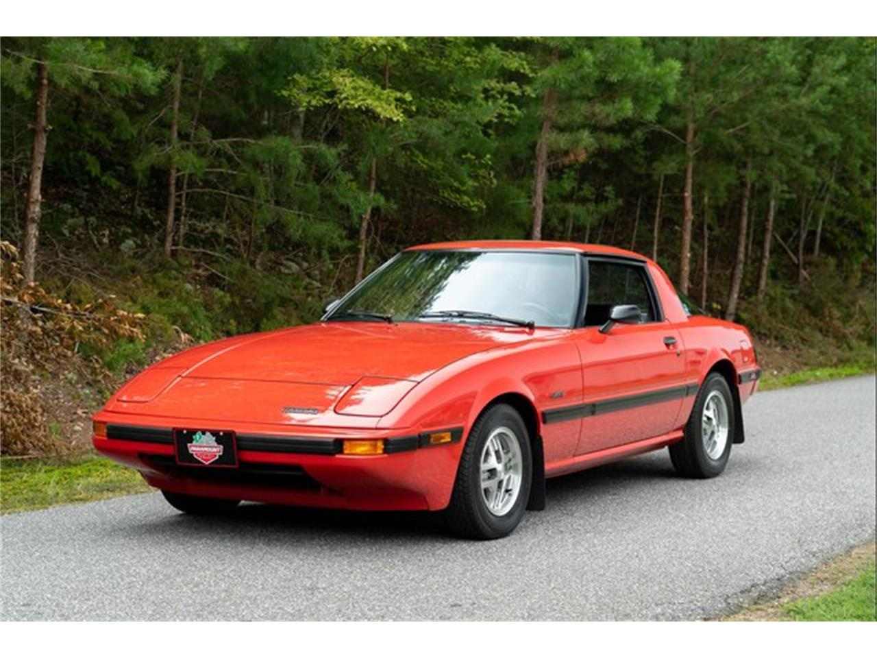 1983 Mazda RX-7 (CC-1331100) for sale in Hickory, North Carolina