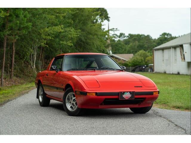 1983 Mazda RX-7 (CC-1331100) for sale in Hickory, North Carolina