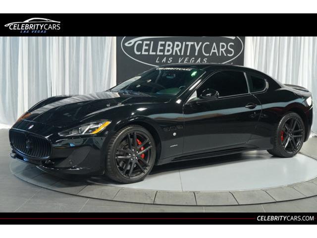 2016 Maserati GranTurismo (CC-1331102) for sale in Las Vegas, Nevada