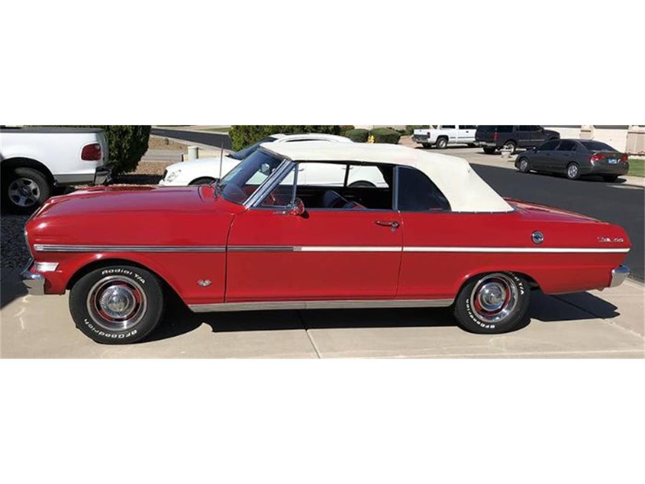 1963 Chevrolet Nova II (CC-1331110) for sale in Cadillac, Michigan