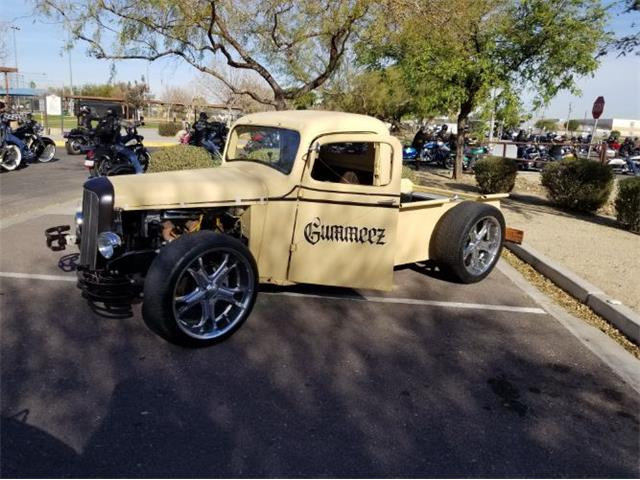 1937 Chevrolet Rat Rod