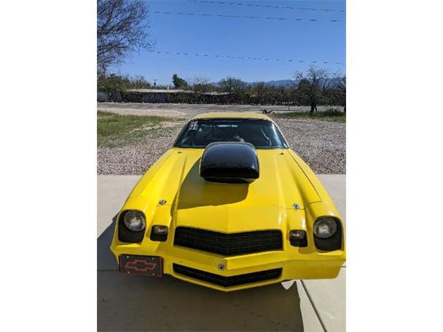1978 Chevrolet Camaro (CC-1331114) for sale in Cadillac, Michigan
