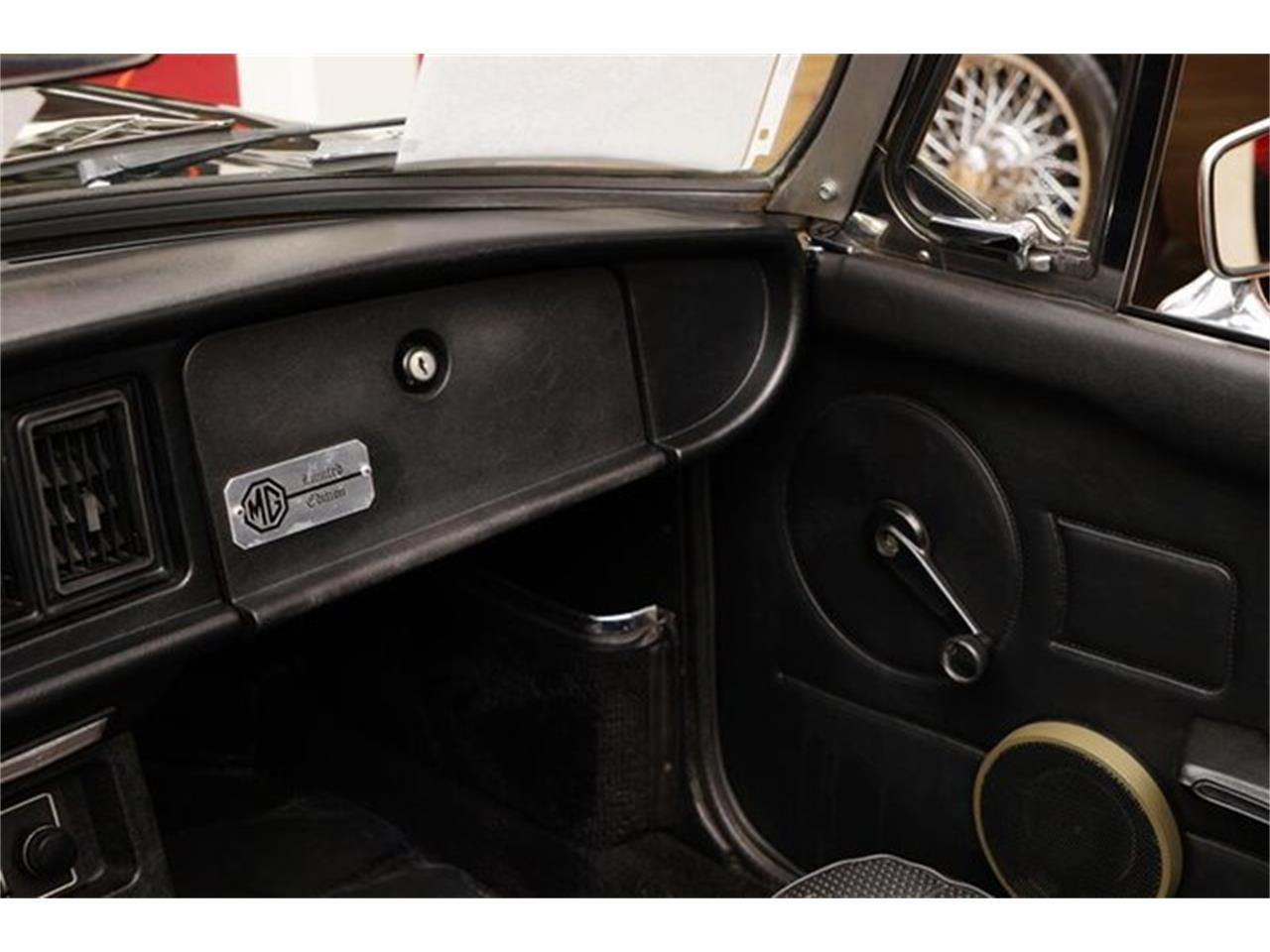 1980 MG MGB (CC-1331115) for sale in Hickory, North Carolina