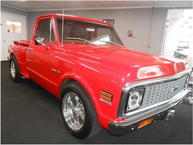 1971 Chevrolet C10 (CC-1331129) for sale in Roseville, California