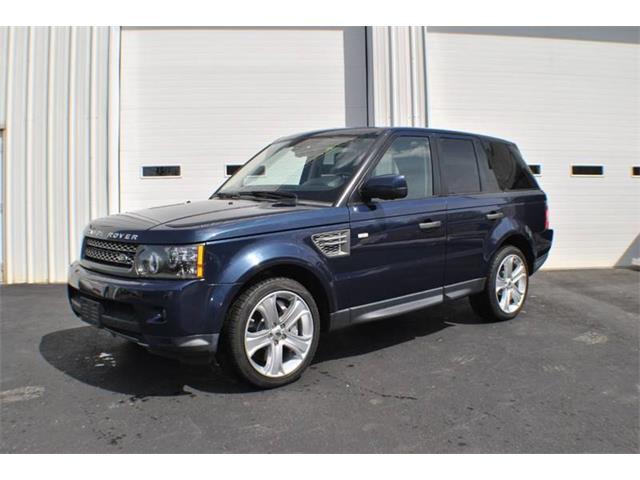 2011 Land Rover Range Rover Sport (CC-1331133) for sale in Charlotte, North Carolina