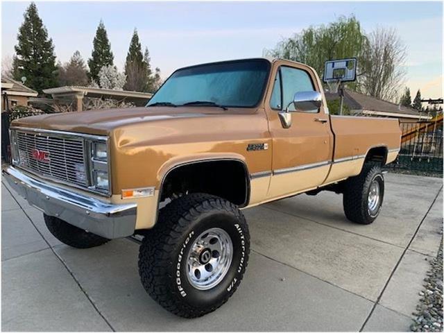 1985 GMC Sierra (CC-1331150) for sale in Roseville, California