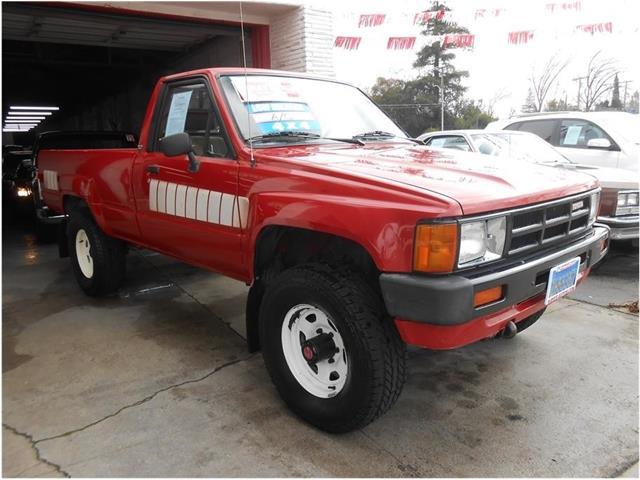 1984 Toyota Pickup (CC-1331155) for sale in Roseville, California