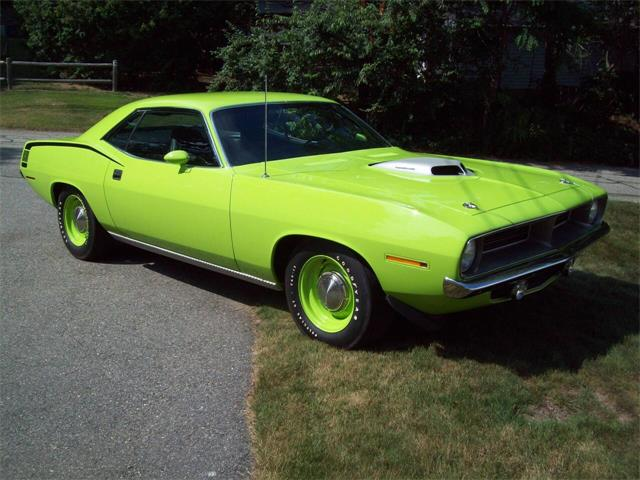 1970 Plymouth Cuda (CC-1331160) for sale in San Luis Obispo, California