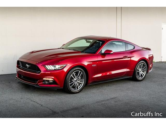 2015 Ford Mustang (CC-1331177) for sale in Concord, California