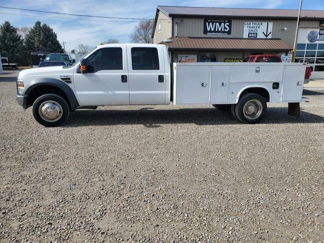 2010 Ford F550 (CC-1331181) for sale in Upper Sandusky, Ohio