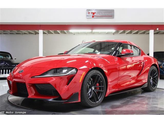 2020 Toyota Supra (CC-1331184) for sale in Rancho Cordova, California