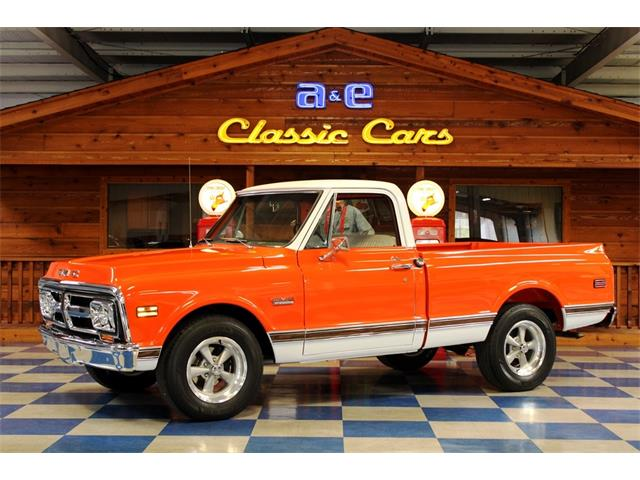 1971 GMC 1500 (CC-1331201) for sale in New Braunfels , Texas