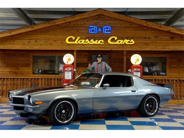 1973 Chevrolet Camaro (CC-1331202) for sale in New Braunfels, Texas