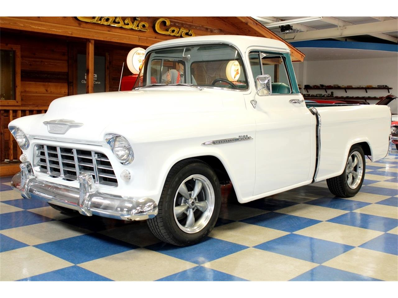 1955 Chevrolet 3100 (CC-1331209) for sale in New Braunfels, Texas