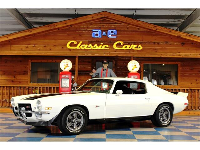 1973 Chevrolet Camaro (CC-1331214) for sale in New Braunfels , Texas