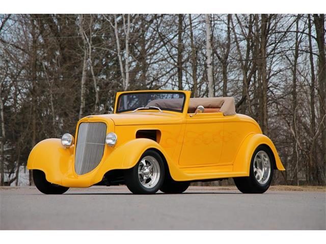 1934 Dodge Custom