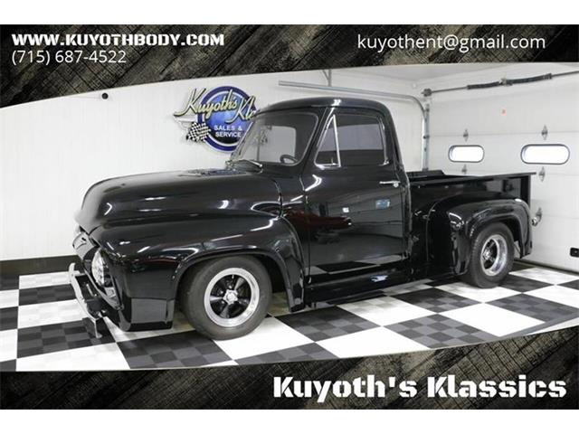 1954 Ford F100 (CC-1331219) for sale in Stratford, Wisconsin