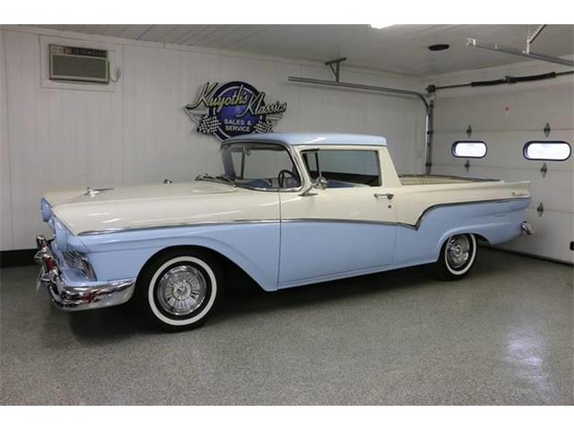 1957 Ford Ranchero (CC-1331221) for sale in Stratford, Wisconsin