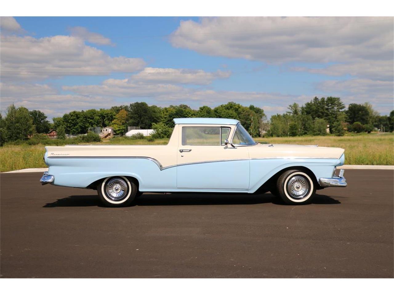 1957 Ford Ranchero (CC-1331221) for sale in Stratford, Wisconsin