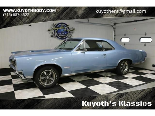 1966 Pontiac GTO (CC-1331229) for sale in Stratford, Wisconsin
