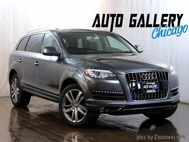 2015 Audi Q7 (CC-1330123) for sale in Addison, Illinois