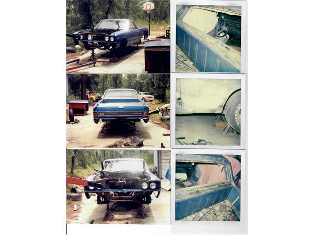 1967 Chevrolet El Camino (CC-1331230) for sale in Stratford, Wisconsin