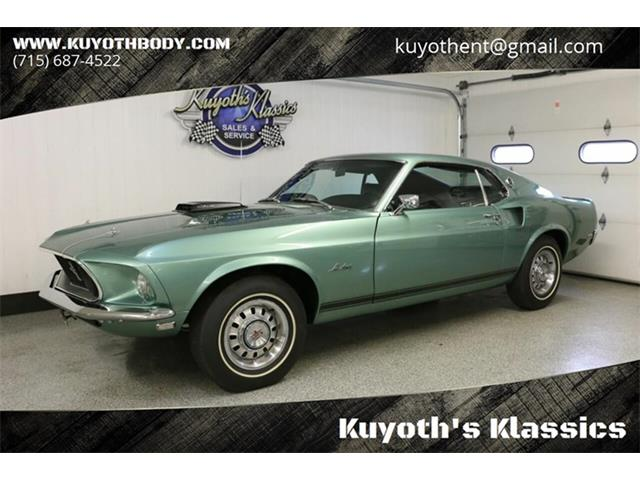 1969 Ford Mustang (CC-1331236) for sale in Stratford, Wisconsin