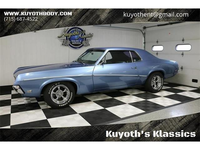 1969 Mercury Cougar (CC-1331237) for sale in Stratford, Wisconsin