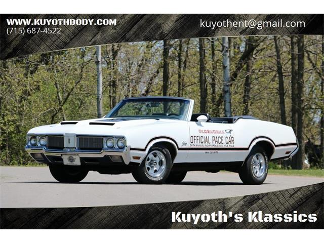 1970 Oldsmobile Cutlass Supreme (CC-1331242) for sale in Stratford, Wisconsin